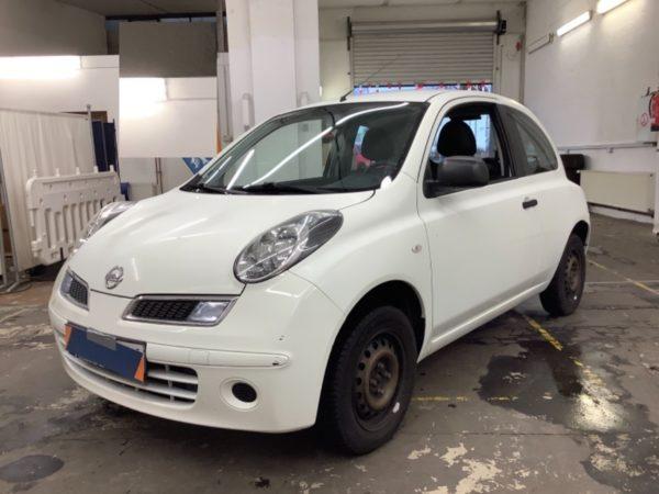 Nissan Micra 1.2 Visia - DSA Auto